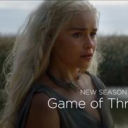 """De """"Game of Thrones"""": na 6ª temporada, Daenerys (Emilia Clarke) aparece diferente em novo trailer!"""