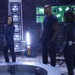 """Em """"Agents of SHIELD"""": na 3ª temporada, Fitz e Coulson partem para missão em planeta alienígena!"""