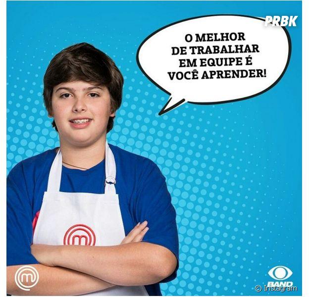 """Do """"MasterChef Júnior"""": Lorenzo é o vencedor do reality culinário da Band, afirma colunista"""