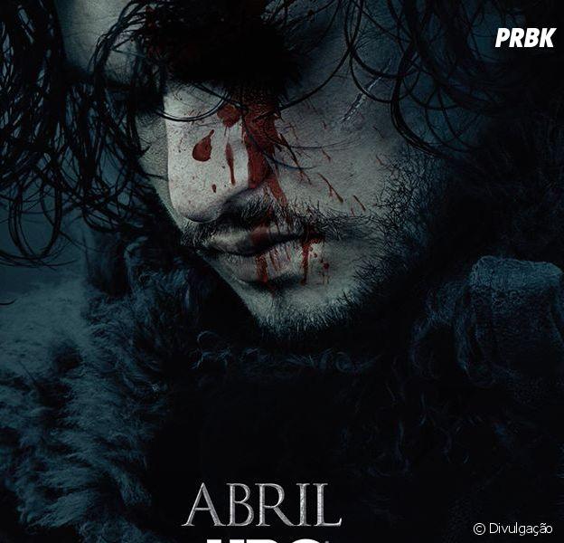 """""""Game of Thrones"""" é uma das séries mais aguardadas de 2016!"""