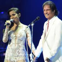 Ludmilla, Anitta, Claudia Leitte e outras musas que já cantaram com Roberto Carlos!