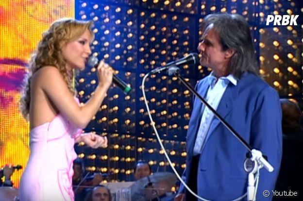 Claudia Leitte e Roberto Carlos
