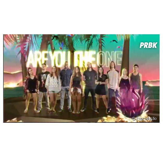 """Em """"Are You The One? Brasil"""": conheça os 16 participantes da segunda temporada!"""