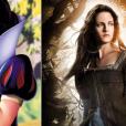 """A bela """"Branca de Neve"""" ficou mais durona e guerreira na pele de Kristen Stewart"""