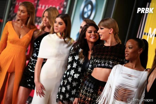 Selena Gomez e Taylor Swift
