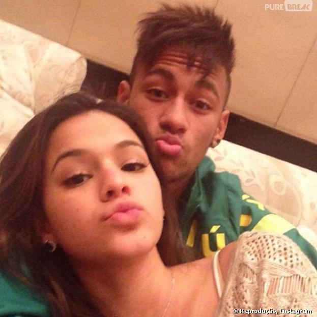 Bruna Marquezine e Neymar estão juntos, confirma fonte do Purebreak