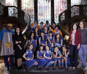 """Em """"Chiquititas"""", Mili (Giovanna Grigio) e a história dos meninos de um orfanato que roubou o coração de todo mundo em 2015!"""