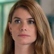 """Novela """"Além do Tempo"""": Lívia (Alinne Moraes) pede demissão da Beraldini e se afasta da família!"""
