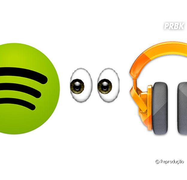 Google Play Music está se inspirando no rival Spotify para conseguir mais assinantes