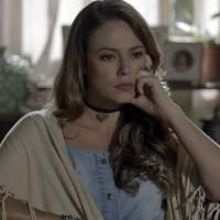 """Novela """"Além do Tempo"""": Melissa (Paolla Oliveira) acusa Lívia de ter matado o bebê e causa polêmica!"""