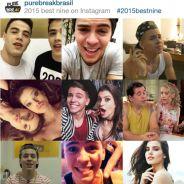 No Instagram: 2015BestNine cria uma super montagem com suas fotos mais curtidas no ano!