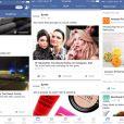Facebook testa múltiplos feeds de notícia na versão mobile