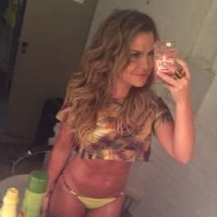 """Fernanda Souza revela dieta para ficar com corpo em forma: """"Comidinhas sem glúten"""""""