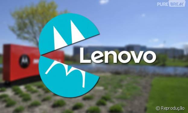 A fabricante chinesa Lenovo comprou a Motorola em 2011