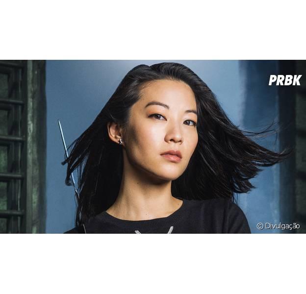 """Em """"Teen Wolf"""", Kira (Arden Cho) retorna e continua namoro com Scott (Tyler Posey), segundo produtor!"""
