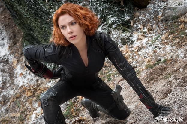 Viúva Negra (Scarlett Johansson) pode ganhar filme solo!
