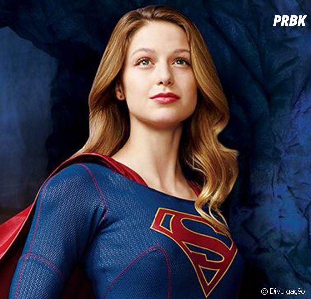 """Em """"Supergirl"""", Kara (Melissa Benoist) vai enfrentar sua própria """"gêmea do mal"""""""