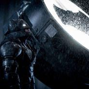 """De """"Batman Vs Superman"""": Homem-Morcego e Super-Homem se ameaçam em primeiro clipe oficial. Assista!"""