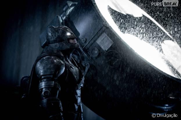 """""""Batman Vs Superman: A Origem da Justiça"""" ganhou o seu primeiro clipe"""