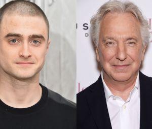Daniel Radcliffe lamenta morte de Alan Rickman