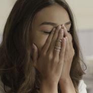"""Novela """"Malahação"""": Luciana (Marina Moschen) descobre o resultado do exame de AIDS"""