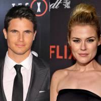 """Robbie Amell, de """"The Flash"""", e Rachael Taylor, de """"Jessica Jones"""", vão estrelar filme da Netflix!"""