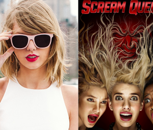 "Taylor Swift não participará de ""Scream Queens"""