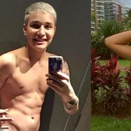 MC Gui assume namoro com Luiza Cioni e aparece apaixonado em fotos com a amada!