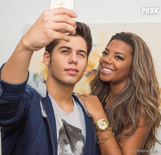 """Ludmilla e Zé Felipe vão lançar clipe do hit """"Não Me Toca"""""""