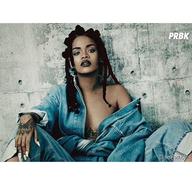 """Ouça """"Work"""", nova música de Rihanna com Drake, presente no álbum """"ANTI"""""""