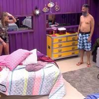 """No """"BBB16"""", Ana Paula detona Laércio em discussão: """"Nojento, porco, imbecil!"""""""