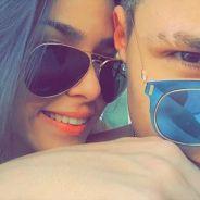MC Gui e Luiza Cioni, após assumirem namoro, posam para nova selfie romântica no Instagram!