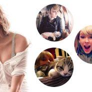Taylor Swift e suas gatas: divirta-se com os melhores vídeos de Meredith e Olivia no Instagram!