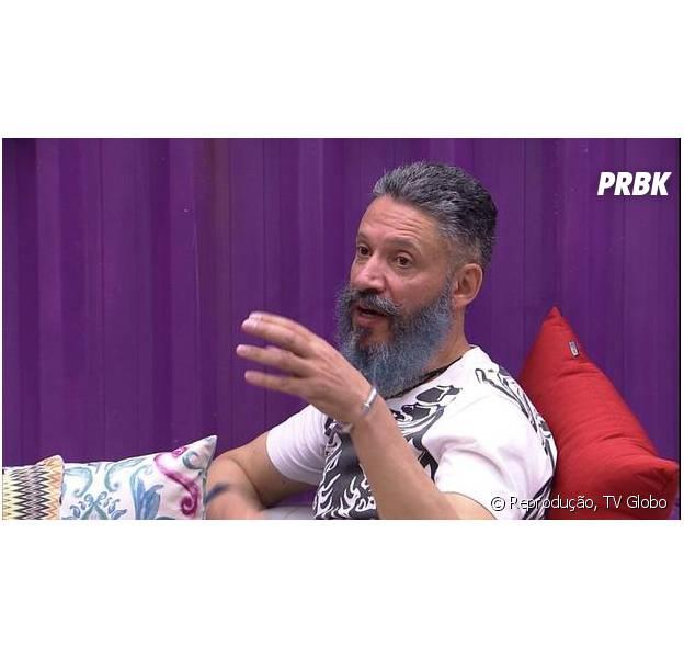 """Laércio deixa o """"BBB16"""" e Ana Paula continua no reality show da Globo"""