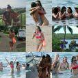 A viagem de Nina Dobrev no Havaí foi incrível, né?