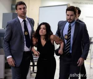 """Em """"Amor à Vida"""",Aline (Vanessa Giácomo) vai ser presa no aeroporto!"""