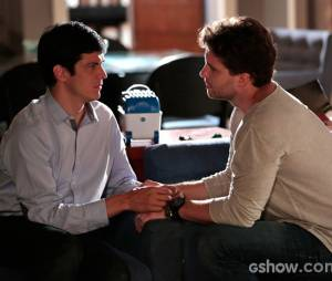 """Em """"Amor à Vida"""", Félix (Mateus Solano) e Niko (Thiago Fragoso) ficarão juntos no final!"""