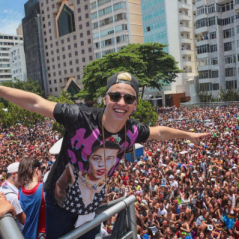Biel curte Carnaval na Bahia e no Rio ao lado de Isis Valverde, Carla Perez e outros famosos!