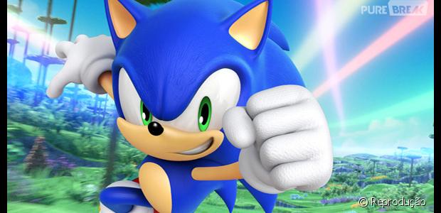 O personagem Sonic vai ganhar um filme
