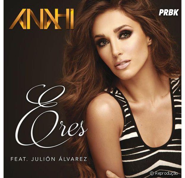 """Anahi emplaca """"Eres"""" em primeiro lugar no iTunes Brasil"""