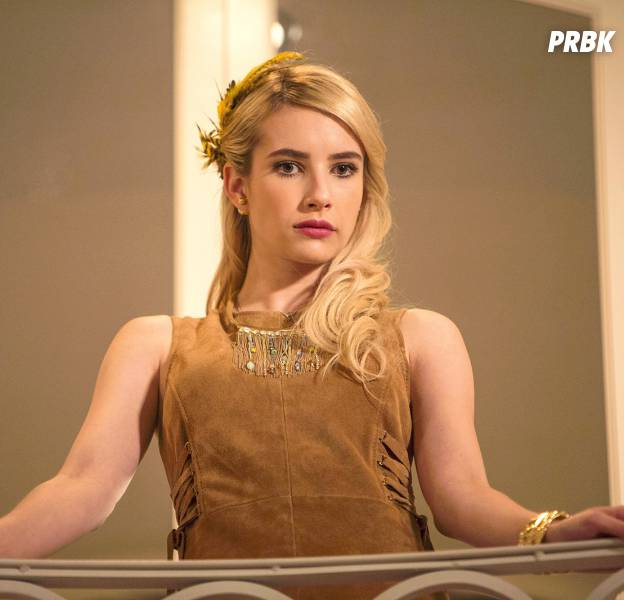 "Emma Roberts está confirmada na segunda temporada de ""Scream Queens"""