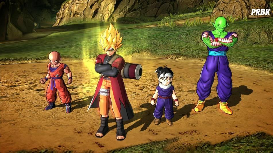 Dragon Ball Z Battle Of Z é O Novo Jogo De Luta Do Desenho