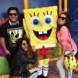 Anitta resolveu tirar umas férias e foi para Disney
