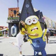 Anitta na Disney: confira as melhores fotos das férias da cantora com a sua família e amigos!