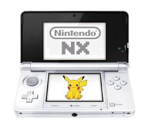 Nintendo também prepara o lançamento de um novo console, o NX, que deve substituir o 3DS