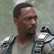 """De """"Capitão América 3"""": Anthony Mackie, o Falcão, afirma que longa será o melhor filme da Marvel!"""