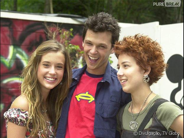"""Como será que está o elenco da """"Malhação"""" de 2004, umas das temporadas mais amadas da novelinha?"""