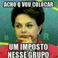Memes no Whatsapp: nem a presidente Dilma escapou da zoeira