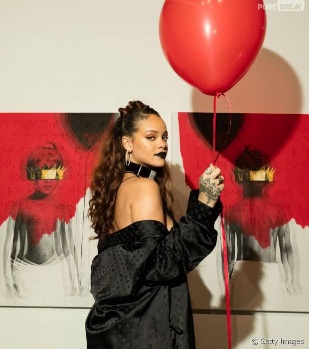 Rihanna e os 10 melhores hits de sua carreira!