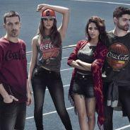 Di Ferrero, do NX Zero, Juliana Paiva e Carolina Oliveira posam para campanha de moda!